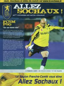 Sochaux-PSG, un match désormais légendaire...