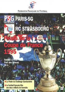 Quatrième Coupe de France pour le PSG