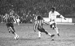 Paulo Cesar en action