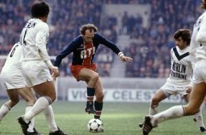 Bianchi face à Bordeaux
