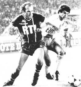 Bianchi en duel face à Bargas