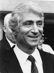 Francis Borelli, le président parisien