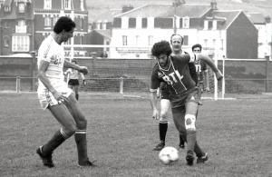 Mustapha Dahleb contre Valenciennes