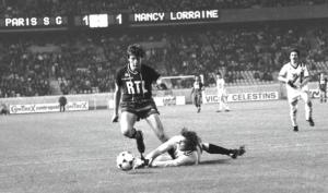 89eme, le tournant du match : faute de Moutier sur Fernandez