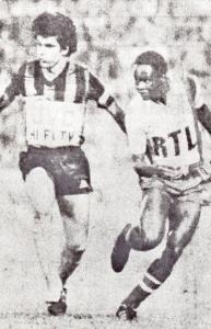 M'Pelé face à Guillou