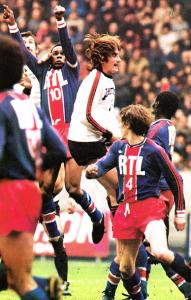 Duel aérien pour le capitaine M'Pelé