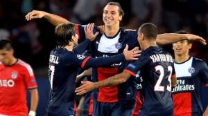 Le PSG à la poursuite de Nantes !