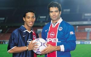 Raï et Ronnie, avant Silva...
