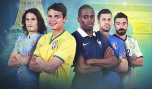 29 matches pour le PSG à la Coupe du monde : du jamais vu depuis 1982 ! (photo PSG)