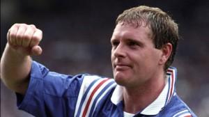 Le PSG aurait du affronter le 24 mai 1998 à Hong Kong les Glasgow Rangers de Paul Gascoigne