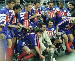 Fin de règne - et doublé pour Michel Denisot en 1998