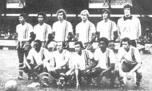 Le PSG débute à Troyes en 1977