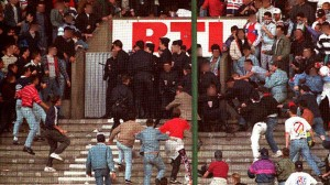 tribune Boulogne, 28 août 1993