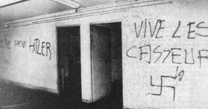 """la signature des """"hooligans"""" sur les murs niçois"""