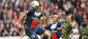 Bastia-Ibrahimovic