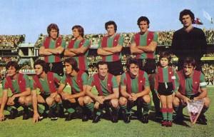 Ternana 1974-1975