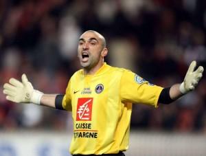 Alonzo, roi des penaltys au PSG