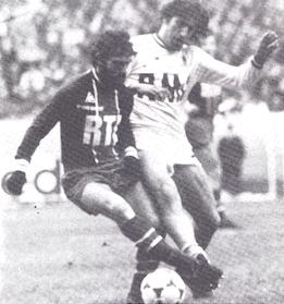 Alves en duel avec le Monégasque Christophe