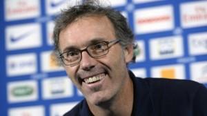 Laurent Blanc : déjà 4 trophées au PSG