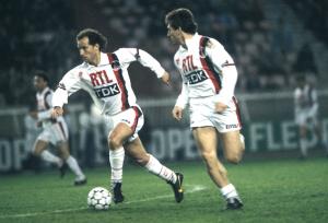 Calderon-Susic, le duo magique de la fin des années 1980 au PSG