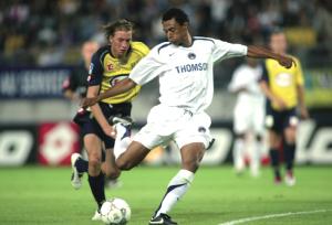 la dernière victoire du PSG pour son premier match à l'extérieur : le but de Cissé à Sochaux, le 6 août 2005.