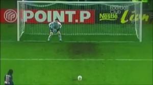 le coup de bluff de Landreau face à Ronaldinho