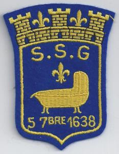 le logo du Stade Sangermanois...