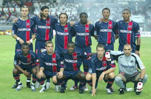 le onze du PSG face à Lyon