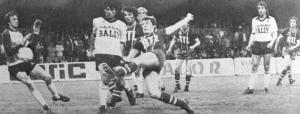 le premier but parisien signé Fernandez
