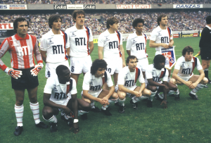 Son plus beau souvenir avec Paris : la victoire en Coupe de France face à Nantes en 1983