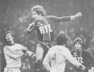 Eric Renaut face à Angers