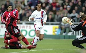 le but légendaire de Ronnie en 2003 au Roudourou