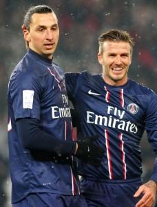 le record au PSG de Beckham pourrait bientôt tomber...