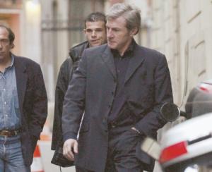 Luis Fernandez, aux côtés de Jean-Louis Gasset