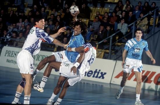 Omnisports le psg d passe - Coupe d europe de handball ...