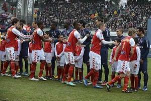 la dernière défaite du PSG l'après-midi : à Reims, le 2 mars 2013
