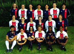 l'effectif du PSG pour la saison 2002-2003