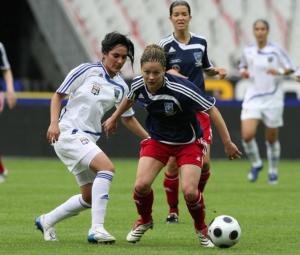 Boulleau-Necib en duel au Stade de France