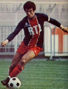 Dahleb, le premier à six buts au PSG