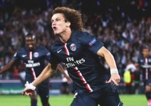 David Luiz, un des héros de PSG-Barcelone