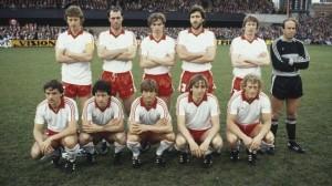 AZ 67 Alkmaar avec Kist dans les années 1980, prochain objectif du PSG