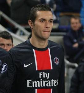 Bourillon, héros malheureux de la dernière défaite du PSG à Lorient