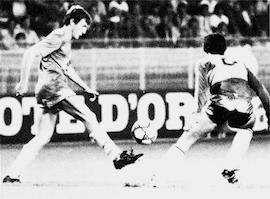 Fernandez face à Boca
