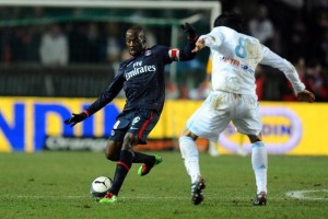 Makelele en action contre Marseille