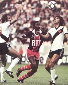 Boubacar face au Vasco Gama en 1981