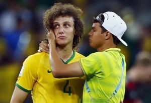 David Luiz et Thiago Silva, plus dure sera la chute...