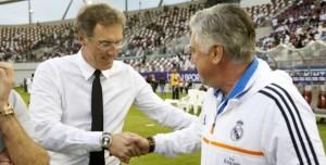 Blanc, plus fort qu'Ancelotti au PSG