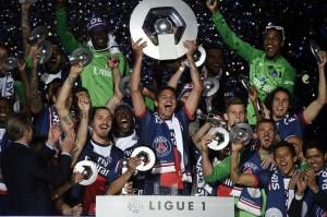 Ligue 1 : le doublé pour Paris !