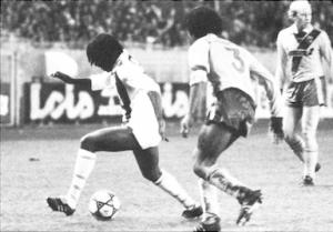 N'Gom, héros du match contre Lens