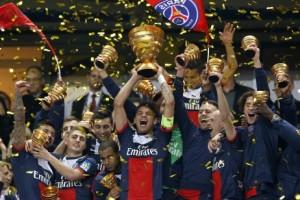 Première coupe pour le PSG qatari